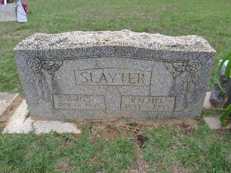 SLAYTER, MANDY RACHEL - Grant County, Louisiana | MANDY RACHEL SLAYTER - Louisiana Gravestone Photos
