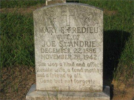 ST ANDRIE, MARY E - Grant County, Louisiana | MARY E ST ANDRIE - Louisiana Gravestone Photos