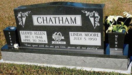 CHATHAM, LLOYD ALLEN - Jackson County, Louisiana   LLOYD ALLEN CHATHAM - Louisiana Gravestone Photos