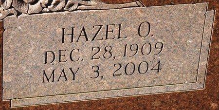 DUCK, HAZEL O (CLOSEUP) - Jackson County, Louisiana   HAZEL O (CLOSEUP) DUCK - Louisiana Gravestone Photos