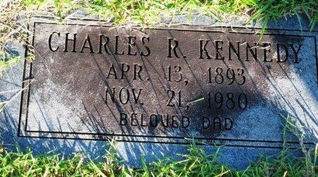 KENNEDY, CHARLES R - Jackson County, Louisiana | CHARLES R KENNEDY - Louisiana Gravestone Photos