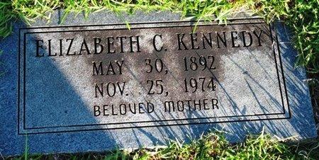 KENNEDY, ELIZABETH C - Jackson County, Louisiana | ELIZABETH C KENNEDY - Louisiana Gravestone Photos