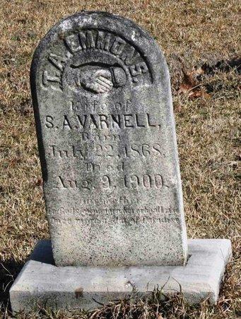 VARNELL, T A - Jackson County, Louisiana | T A VARNELL - Louisiana Gravestone Photos