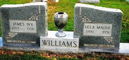 WILLIAMS, LELA MAUDE - Jackson County, Louisiana | LELA MAUDE WILLIAMS - Louisiana Gravestone Photos