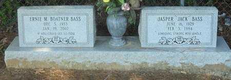 BASS, JASPER (JACK) - La Salle County, Louisiana | JASPER (JACK) BASS - Louisiana Gravestone Photos