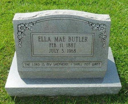 BUTLER, ELLA MAE - La Salle County, Louisiana | ELLA MAE BUTLER - Louisiana Gravestone Photos