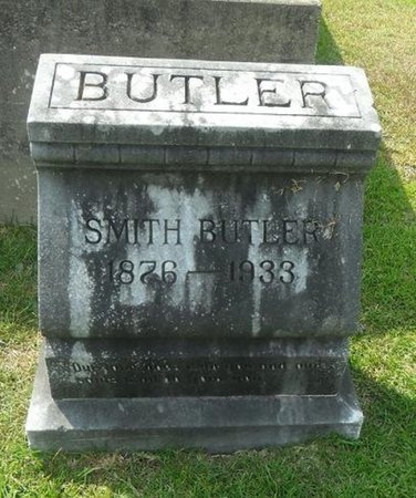 BUTLER, SMITH - La Salle County, Louisiana | SMITH BUTLER - Louisiana Gravestone Photos