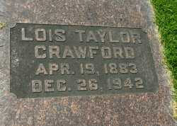 TAYLOR CRAWFORD, LOIS - La Salle County, Louisiana | LOIS TAYLOR CRAWFORD - Louisiana Gravestone Photos