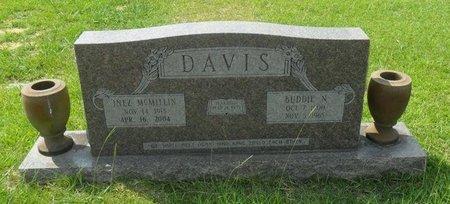 MCMILLIN DAVIS, INEZ - La Salle County, Louisiana | INEZ MCMILLIN DAVIS - Louisiana Gravestone Photos