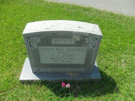 DUNN, ADDIE MAE - La Salle County, Louisiana | ADDIE MAE DUNN - Louisiana Gravestone Photos