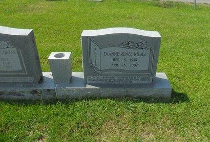 NOBLE, DIANNE RENEE - La Salle County, Louisiana | DIANNE RENEE NOBLE - Louisiana Gravestone Photos