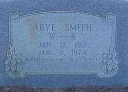 SMITH, ABYE - La Salle County, Louisiana | ABYE SMITH - Louisiana Gravestone Photos