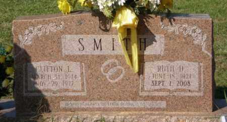 SMITH, RUTH D, - La Salle County, Louisiana | RUTH D, SMITH - Louisiana Gravestone Photos