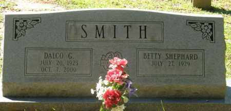 SMITH, DALCO G - La Salle County, Louisiana | DALCO G SMITH - Louisiana Gravestone Photos