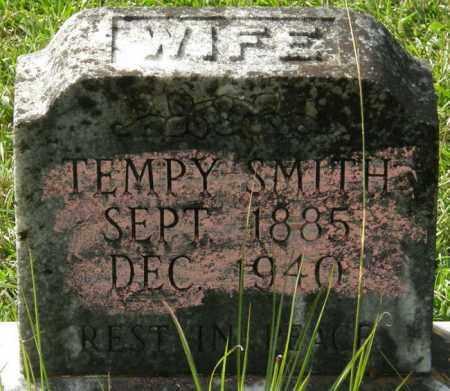 SMITH, TEMPY - La Salle County, Louisiana | TEMPY SMITH - Louisiana Gravestone Photos