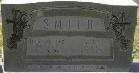 SMITH, LOLA - La Salle County, Louisiana   LOLA SMITH - Louisiana Gravestone Photos
