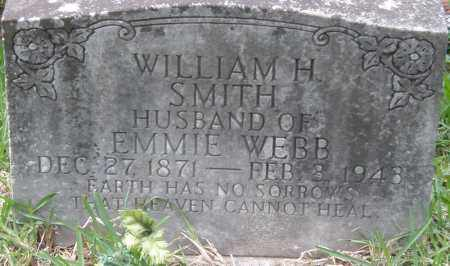 SMITH, WILLIAM H - La Salle County, Louisiana   WILLIAM H SMITH - Louisiana Gravestone Photos
