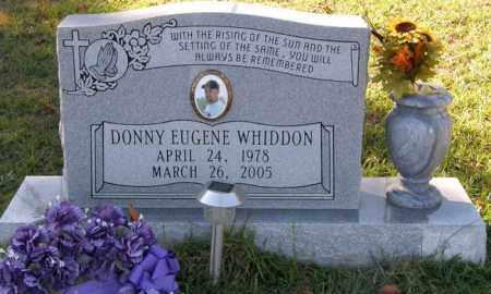 WHIDDON, DONNY EUGENE - La Salle County, Louisiana | DONNY EUGENE WHIDDON - Louisiana Gravestone Photos