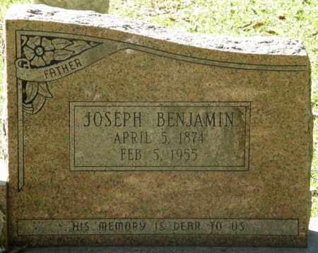 WHIDDON, JOSEPH BENJAMIN - La Salle County, Louisiana | JOSEPH BENJAMIN WHIDDON - Louisiana Gravestone Photos