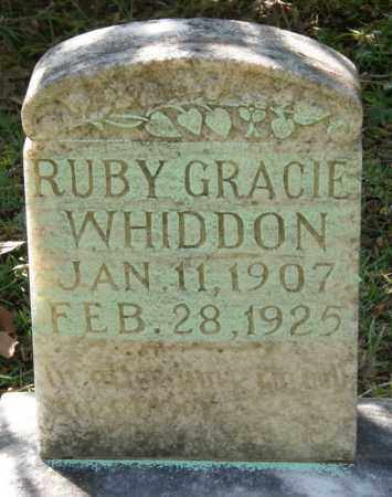 WHIDDON, RUBY GRACIE - La Salle County, Louisiana | RUBY GRACIE WHIDDON - Louisiana Gravestone Photos