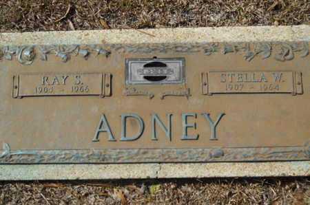 ADNEY, STELLA W - Lincoln County, Louisiana | STELLA W ADNEY - Louisiana Gravestone Photos