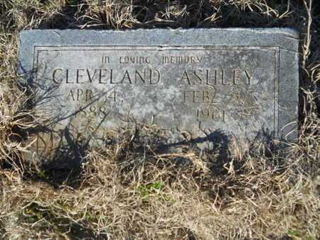 ASHLEY, CLEVELAND - Lincoln County, Louisiana | CLEVELAND ASHLEY - Louisiana Gravestone Photos