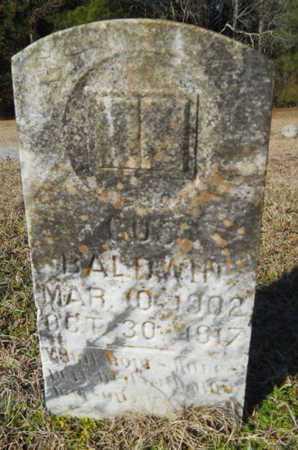 BALDWIN, GUS - Lincoln County, Louisiana | GUS BALDWIN - Louisiana Gravestone Photos