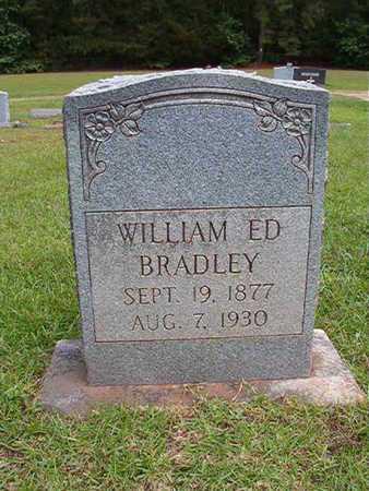BRADLEY, WILLIAM ED - Lincoln County, Louisiana   WILLIAM ED BRADLEY - Louisiana Gravestone Photos
