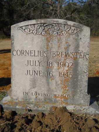 BREWSTER, CORNELIUS - Lincoln County, Louisiana | CORNELIUS BREWSTER - Louisiana Gravestone Photos