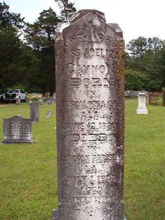 CANNON, ADELIZA - Lincoln County, Louisiana | ADELIZA CANNON - Louisiana Gravestone Photos
