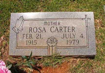 CARTER, ROSA - Lincoln County, Louisiana | ROSA CARTER - Louisiana Gravestone Photos