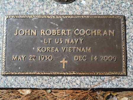 COCHRAN, JOHN ROBERT (VETERAN 2 WARS) - Lincoln County, Louisiana   JOHN ROBERT (VETERAN 2 WARS) COCHRAN - Louisiana Gravestone Photos