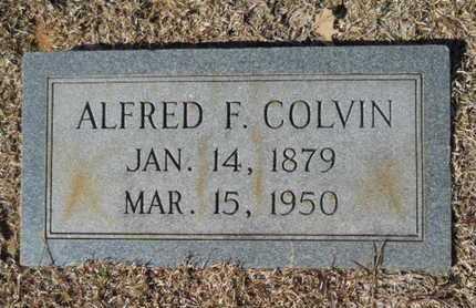 COLVIN, ALFRED F - Lincoln County, Louisiana | ALFRED F COLVIN - Louisiana Gravestone Photos