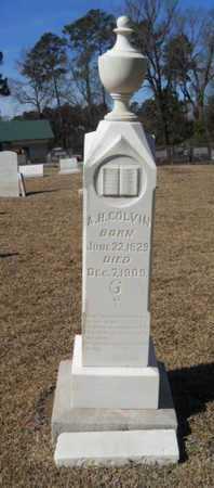 COLVIN, AINSLEY HALL - Lincoln County, Louisiana | AINSLEY HALL COLVIN - Louisiana Gravestone Photos
