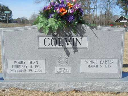 COLVIN, BOBBY DEAN - Lincoln County, Louisiana | BOBBY DEAN COLVIN - Louisiana Gravestone Photos
