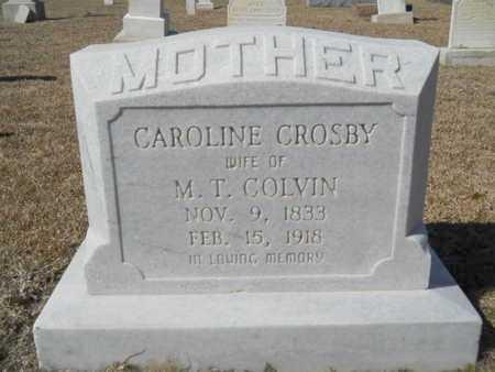 COLVIN, CAROLINE - Lincoln County, Louisiana   CAROLINE COLVIN - Louisiana Gravestone Photos