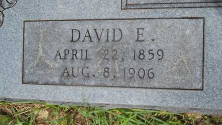 COLVIN, DAVID E (CLOSE UP) - Lincoln County, Louisiana | DAVID E (CLOSE UP) COLVIN - Louisiana Gravestone Photos