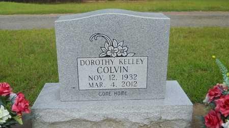 COLVIN, DOROTHY - Lincoln County, Louisiana   DOROTHY COLVIN - Louisiana Gravestone Photos