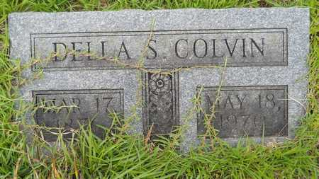 COLVIN, DELLA - Lincoln County, Louisiana | DELLA COLVIN - Louisiana Gravestone Photos
