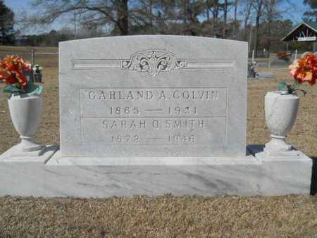 COLVIN, GARLAND A - Lincoln County, Louisiana | GARLAND A COLVIN - Louisiana Gravestone Photos