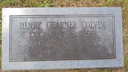 COLVIN, HENRY CHARNER - Lincoln County, Louisiana | HENRY CHARNER COLVIN - Louisiana Gravestone Photos