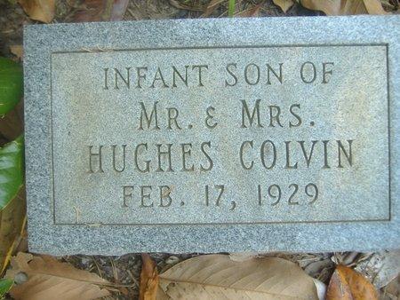 COLVIN, INFANT SON - Lincoln County, Louisiana | INFANT SON COLVIN - Louisiana Gravestone Photos