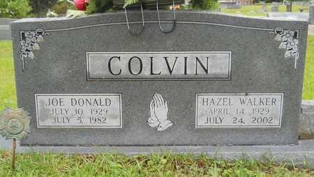 COLVIN, HAZEL - Lincoln County, Louisiana   HAZEL COLVIN - Louisiana Gravestone Photos