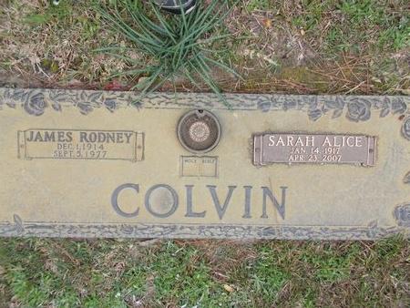 COLVIN, JAMES RODNEY - Lincoln County, Louisiana   JAMES RODNEY COLVIN - Louisiana Gravestone Photos