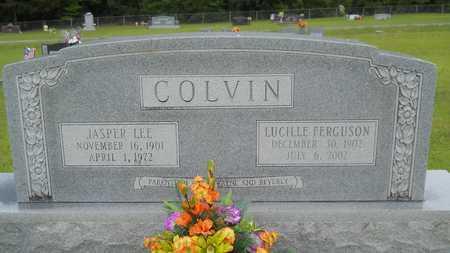 COLVIN, JASPER LEE - Lincoln County, Louisiana | JASPER LEE COLVIN - Louisiana Gravestone Photos