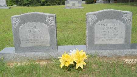 COLVIN, ANNA BELLE E - Lincoln County, Louisiana | ANNA BELLE E COLVIN - Louisiana Gravestone Photos