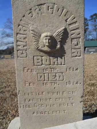 COLVIN, CHARMER, JR - Lincoln County, Louisiana   CHARMER, JR COLVIN - Louisiana Gravestone Photos