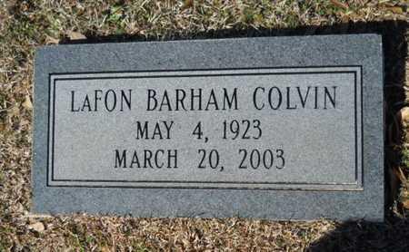 COLVIN, LAFON - Lincoln County, Louisiana   LAFON COLVIN - Louisiana Gravestone Photos