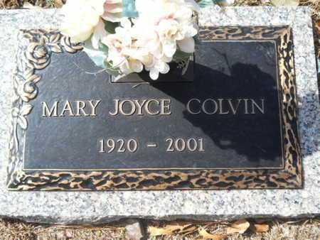 COLVIN, MARY JOYCE - Lincoln County, Louisiana | MARY JOYCE COLVIN - Louisiana Gravestone Photos