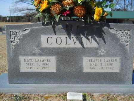 COLVIN, MAYE - Lincoln County, Louisiana | MAYE COLVIN - Louisiana Gravestone Photos